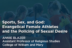 Sports, Sex, and God:
